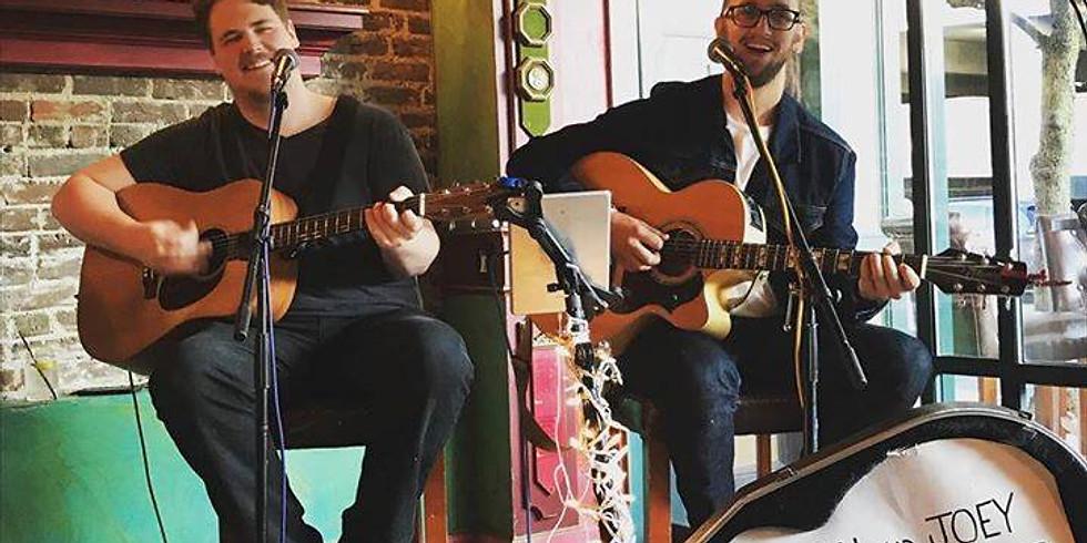 Ethan + Joey Live Music