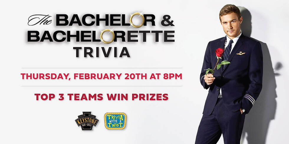 Bachelor/Bachelorette Trivia