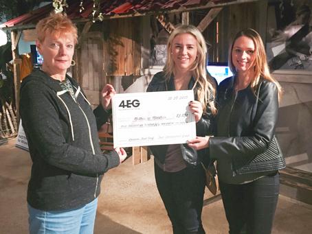 4EG Raises $3,651 for Louisiana Flood Relief