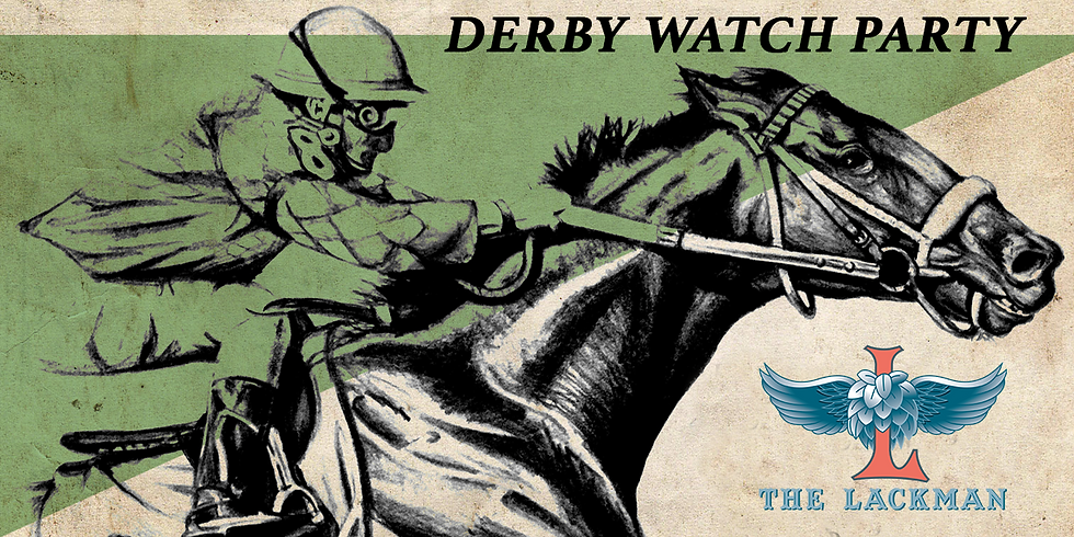 Derby Day at The Lackman