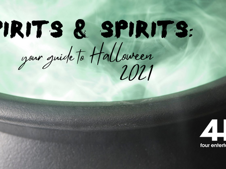 Spirits & Spirits: A Scary Good Guide to Halloween 2021