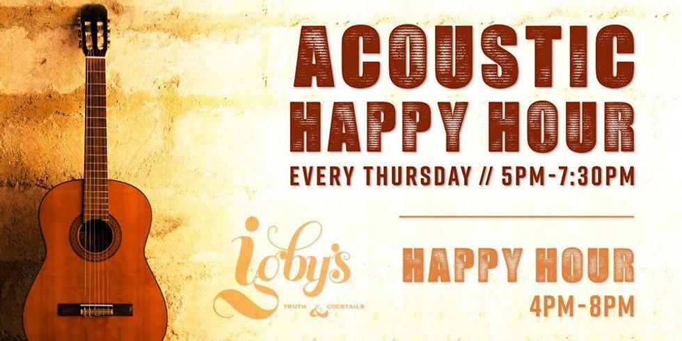 Acoustic Happy Hour