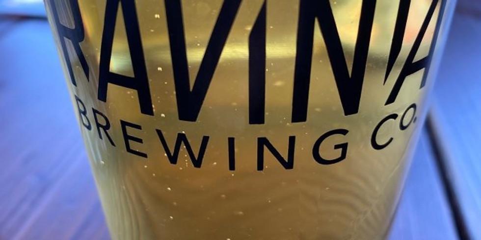 Ravinia Brewing Tasting