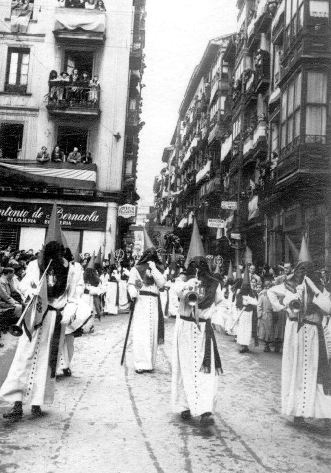 Banda en procesión