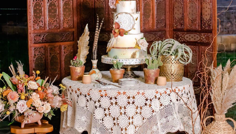 Texas Desert Wedding Styled Shoot