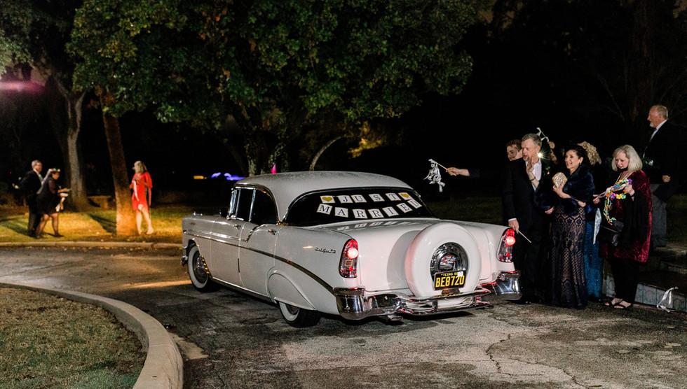 Charlie Our Getaway Car