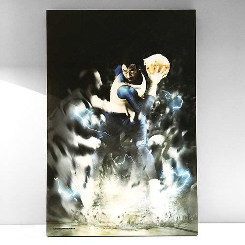 """Kobe Vegeta 賽亞人王子 Canvas 30""""x20"""""""