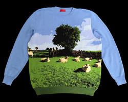 KLF handmade sweater