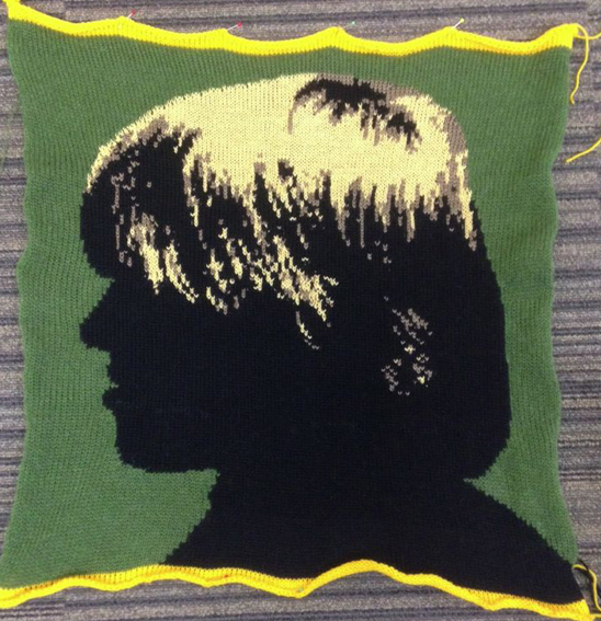 Brian Jones cushion Cover