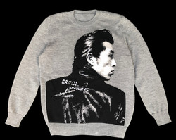 Carol-Yazawa handmade sweater