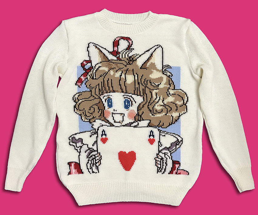 Chibi Neko sweater