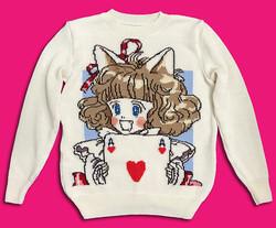 Chibi Neko sweater