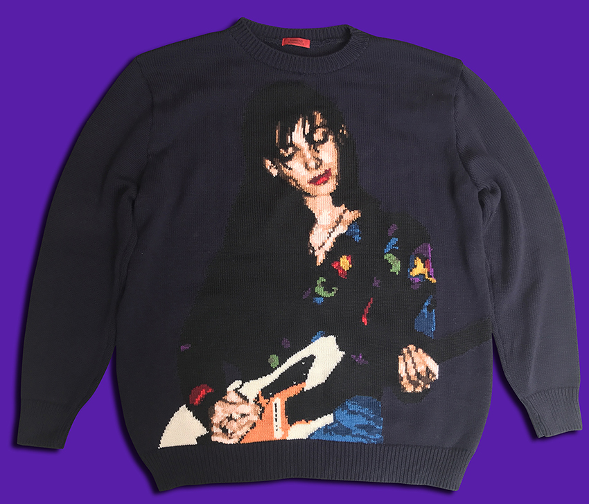 Bilinda Butcher (My Bloody Valentine)sweater