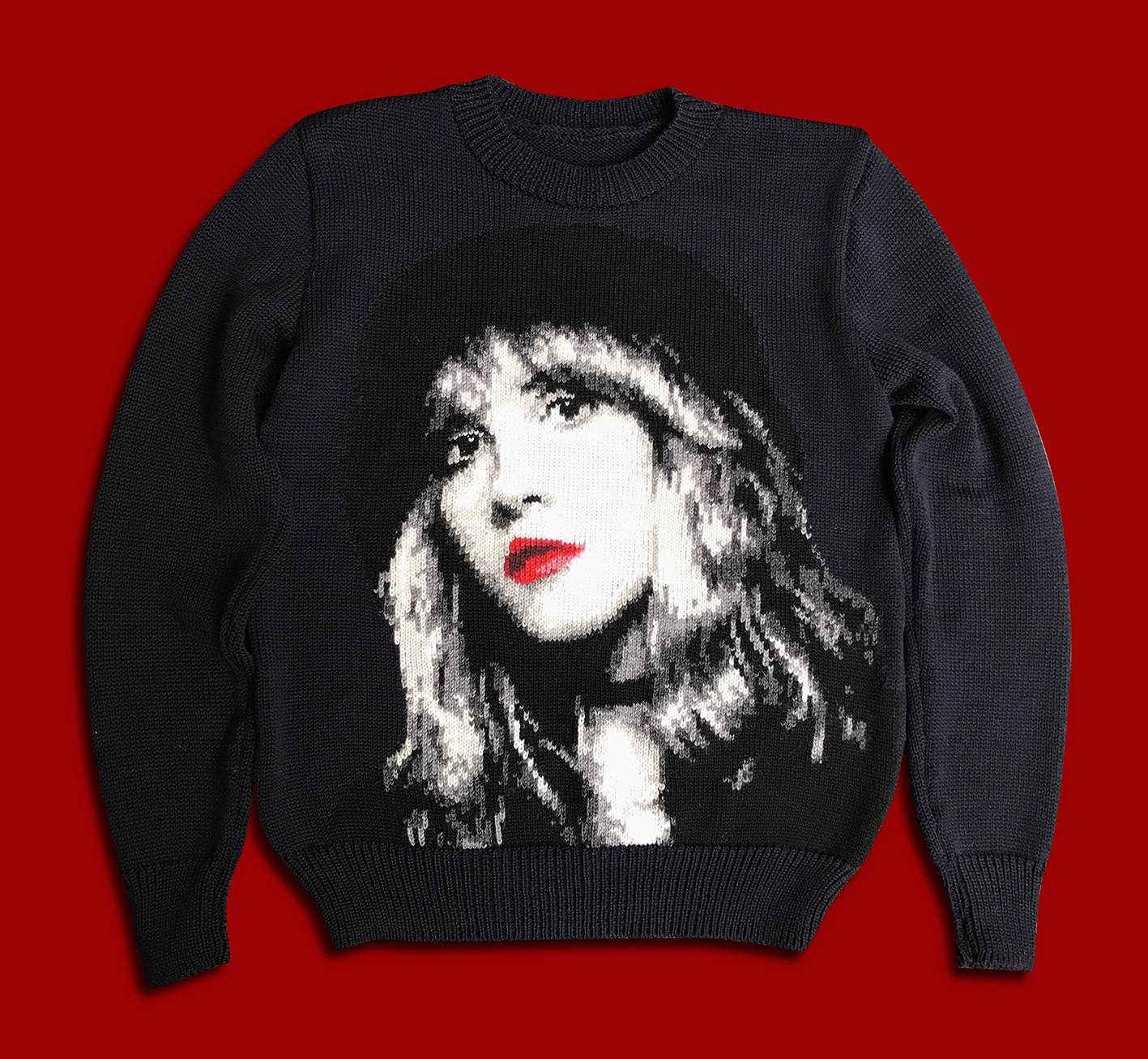 Stevie Nicks sweater