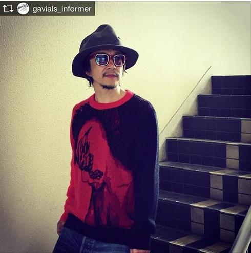 Tatsuya Nakamura Sweater (GAVIAL)