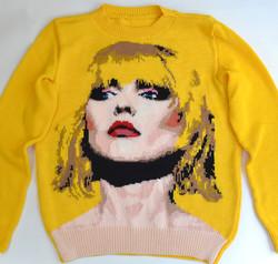 Debbie Harry Sweater