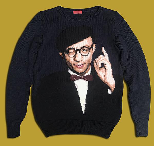 Osamu Tezuka sweater