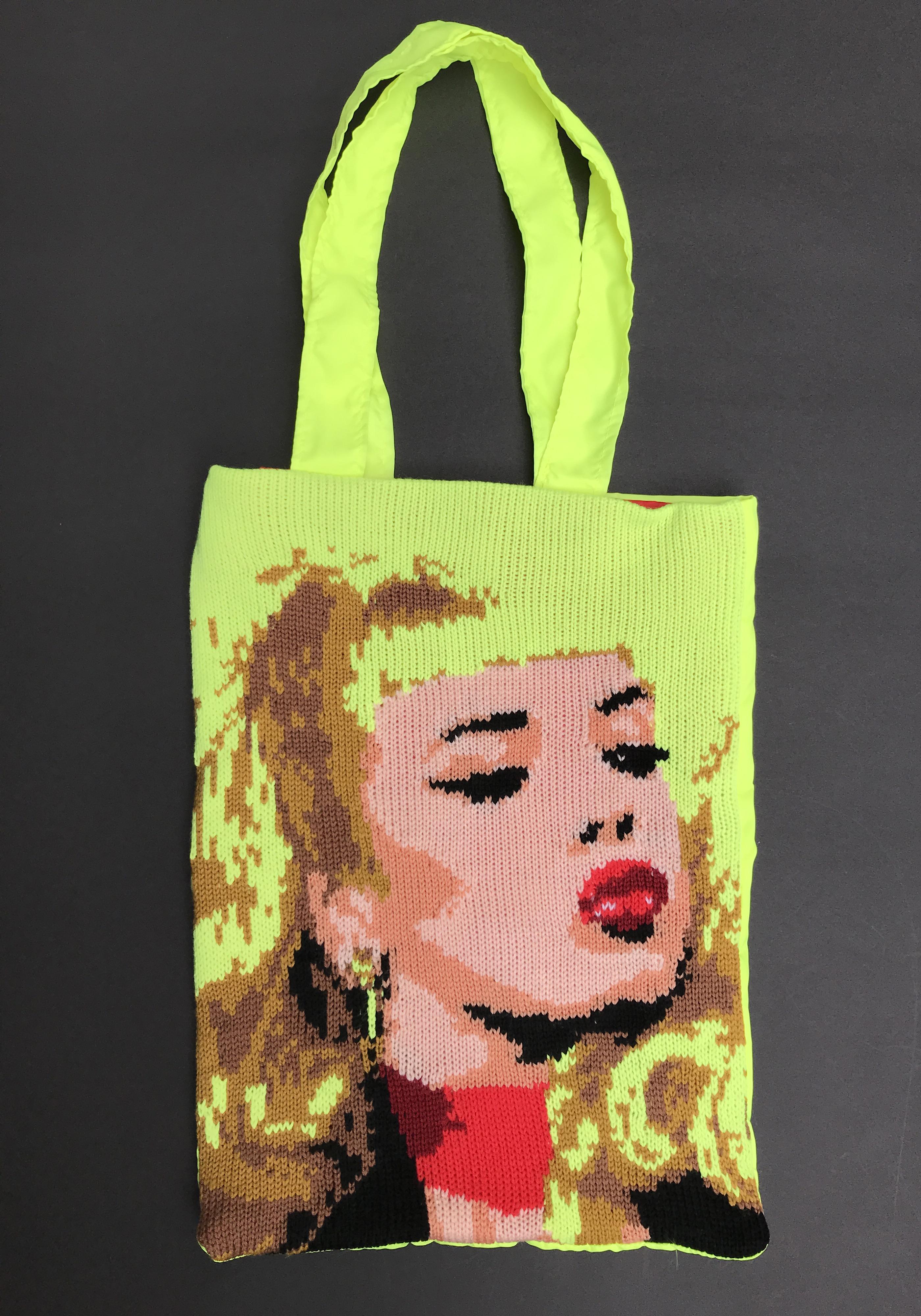 Wanda knit bag