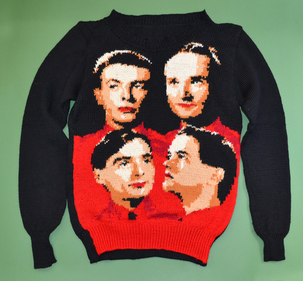 Kraftwerk Sweater