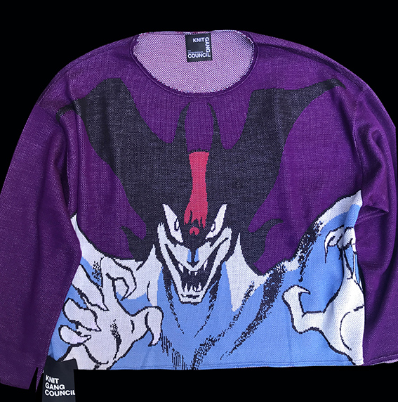 Devilman sweater