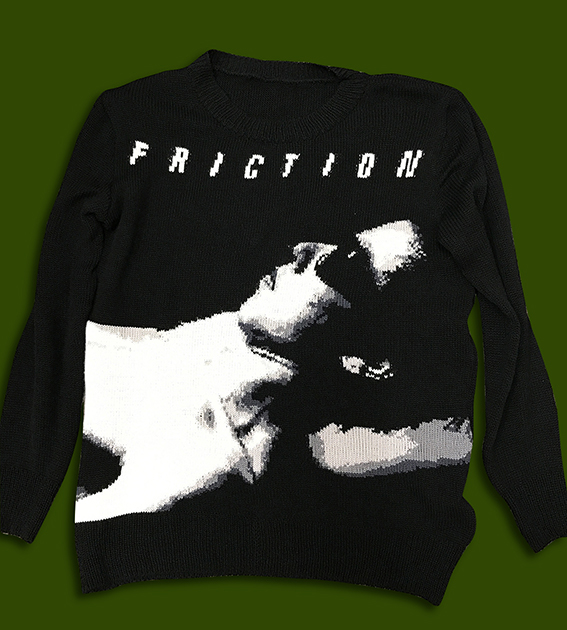 FRICTION sweater
