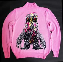 Hedorah sweater