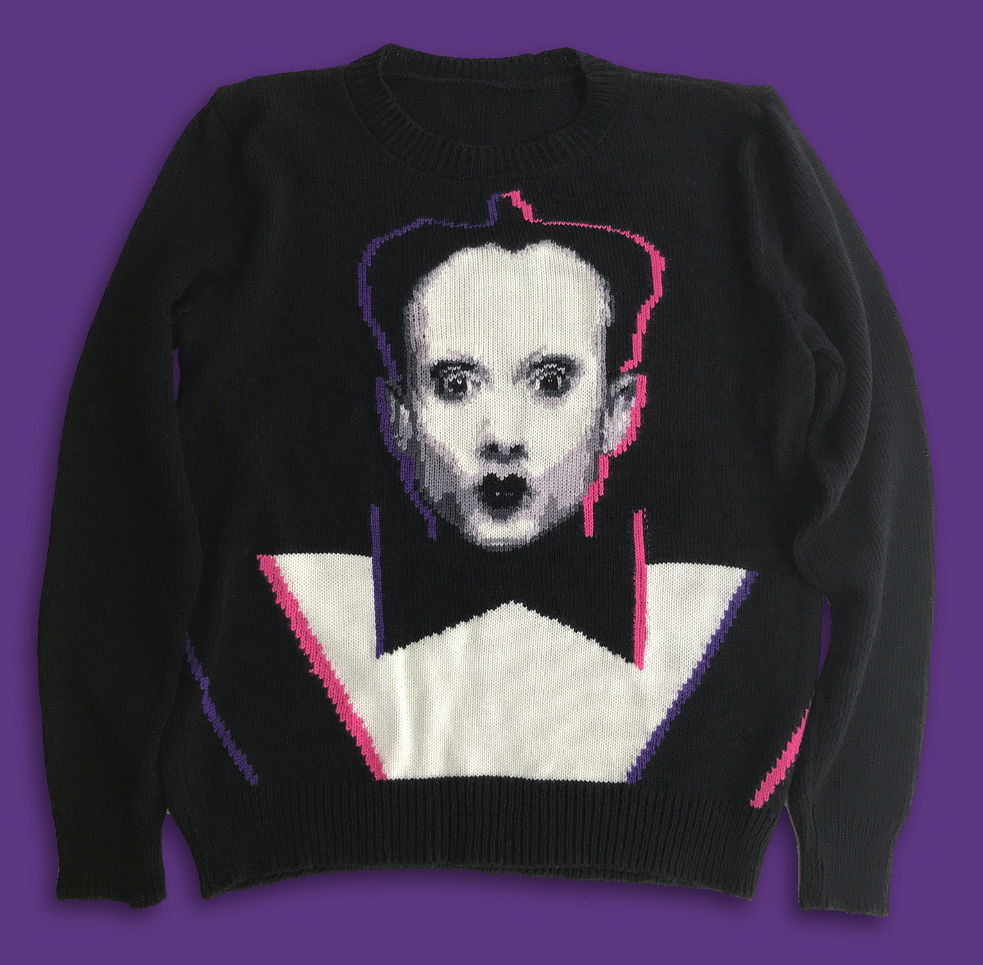 Klaus Nomi sweater