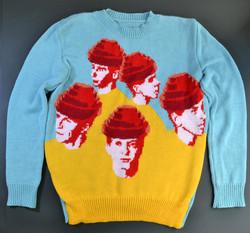 DEVO sweater