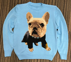 Kurumi-chan handmade sweater