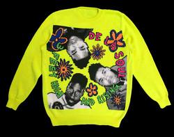De La Soul handmede sweater