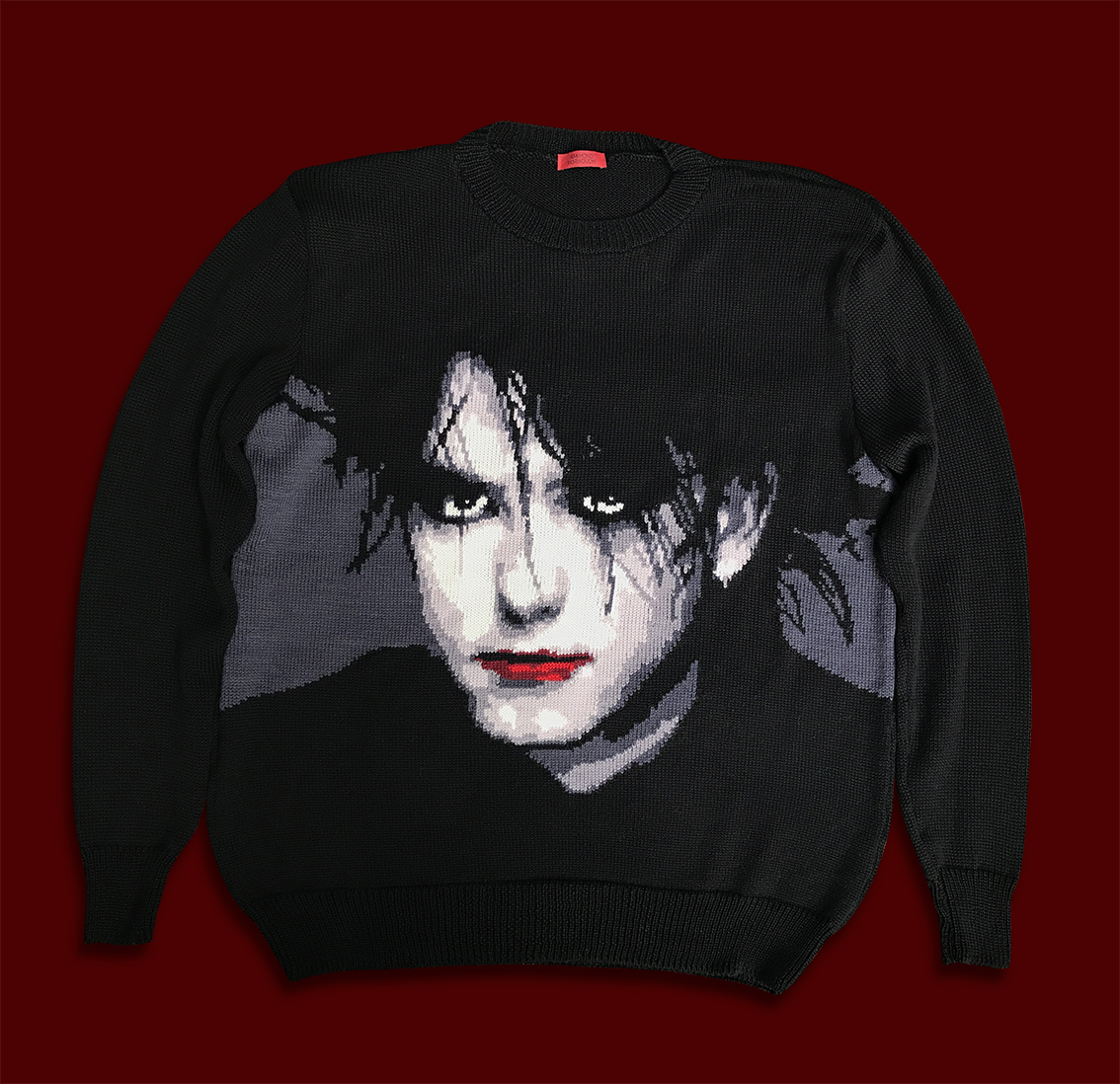 Robert Smith sweater