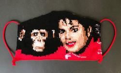 Michael & Bubbles Mask