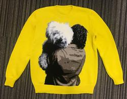 Tyrone handmade sweater