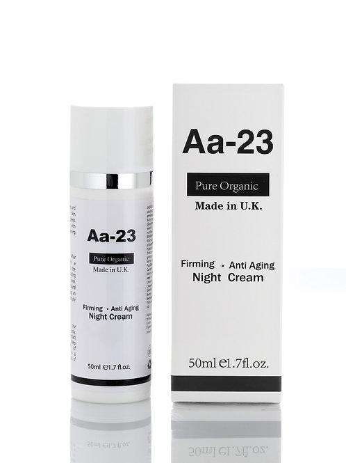 Firming Anti Aging Night Cream