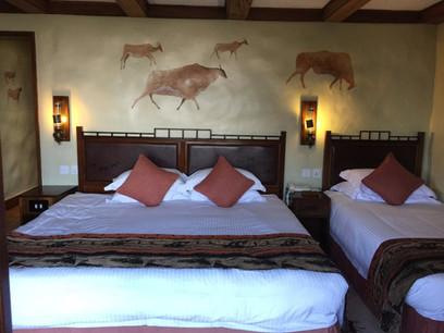 Ngorongoro Serena Safari Lodge Standard Room