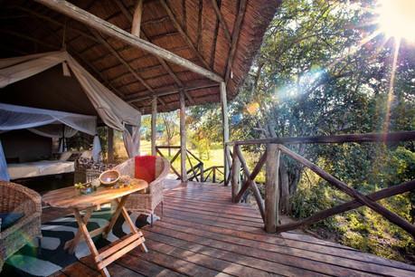 Mbali Mbali Tarangire River Camp Tent