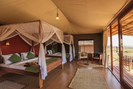 Karatu Simba Lodge Room