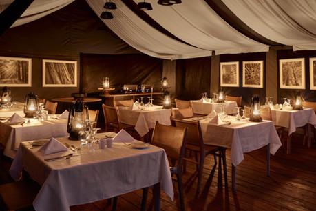 Sanctuary Ngorongoro Crater Camp Dining