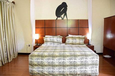 Arusha Planet Lodge Inside Room