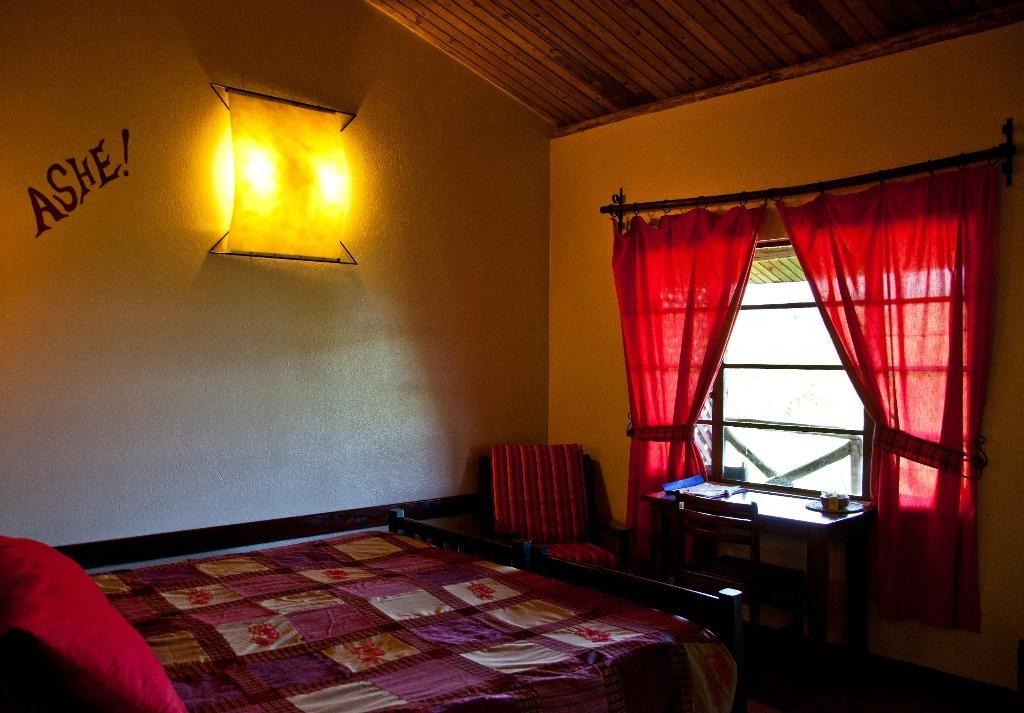 Rhino Lodge Room View