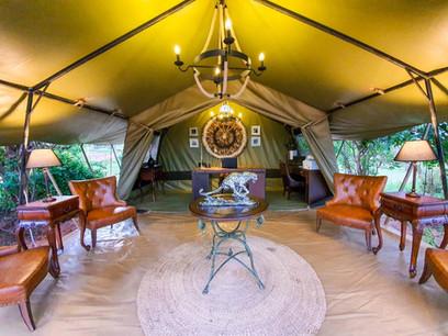 Tarangire Kuro Treetops Lodge Reception