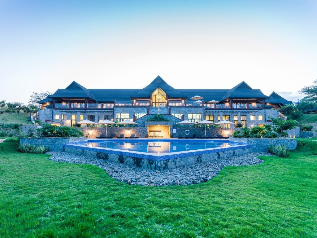 The Rretreat at Ngorongoro Full Lodge