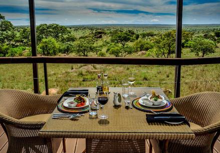 Lemala Kuria Hills Lodge Resturant
