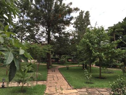 Arusha Planet Lodge - Walkways