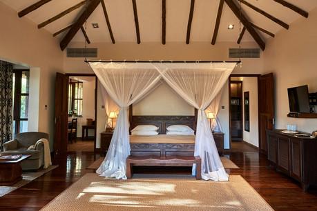 Legendary Lodge Inside Room