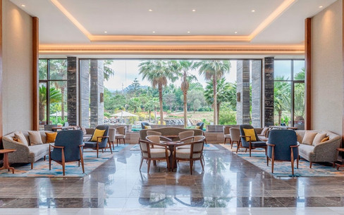 Gran Melia Arusha Lounge