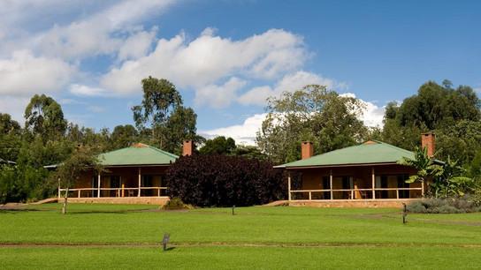 Tloma Mountain Lodge Garden