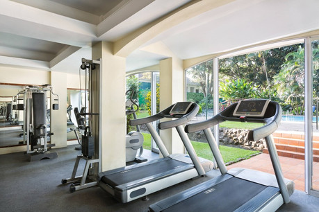 Four Points by Sheraton Arusha Fitness Centre