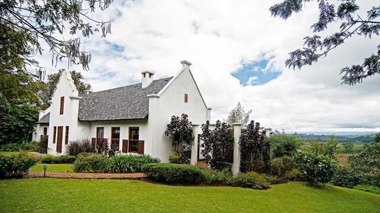 The Manor at Ngorongoro Outside View