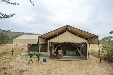 Mara Kati Kati Tented Camp Tent